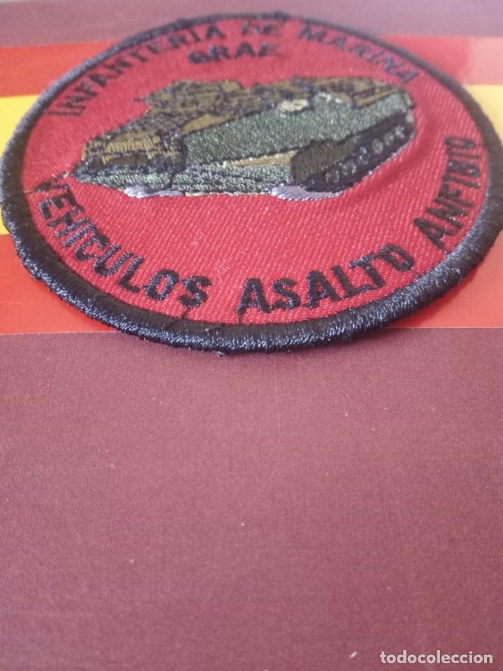 Militaria: Parche I.M GRAE.Nuevo. - Foto 2 - 194955870