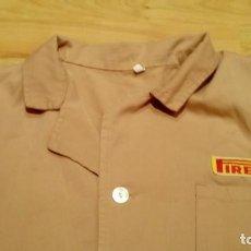 Militaria: PIRELLI. BATA TRABAJO VINTAGE (EXCLUSIVA EN TC). Lote 195043658