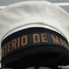 Militaria: LEPANTO CON FUNDA Y CINTA MINISTERIO DE MARINA.. Lote 195058877