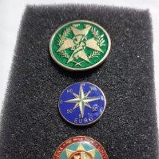 Militaria: LOTE TRES PINS.. Lote 195337582
