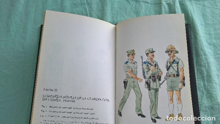 Militaria: Nuestras Tropas en Guinea..Uniformes..Uniformidad.. - Foto 4 - 195379318