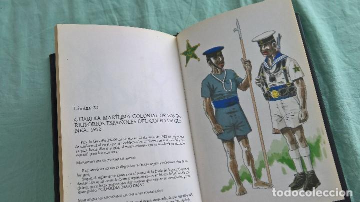 Militaria: Nuestras Tropas en Guinea..Uniformes..Uniformidad.. - Foto 5 - 195379318