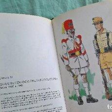 Militaria: NUESTRAS TROPAS EN GUINEA..UNIFORMES..UNIFORMIDAD... Lote 195379318