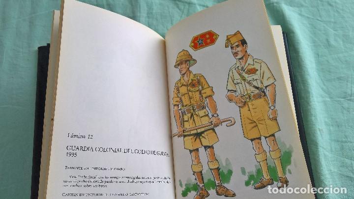 Militaria: Nuestras Tropas en Guinea..Uniformes..Uniformidad.. - Foto 2 - 195379318