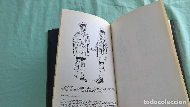 Militaria: Nuestras Tropas en Guinea..Uniformes..Uniformidad.. - Foto 7 - 195379318
