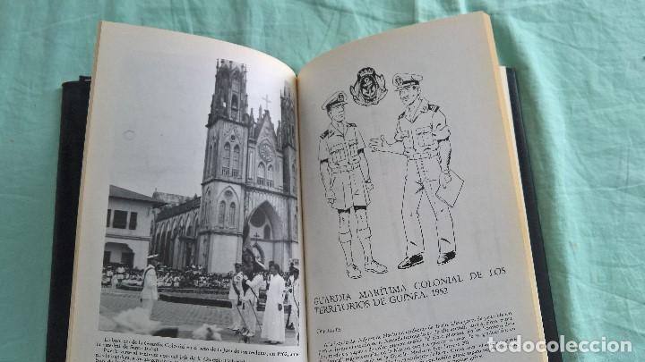 Militaria: Nuestras Tropas en Guinea..Uniformes..Uniformidad.. - Foto 8 - 195379318