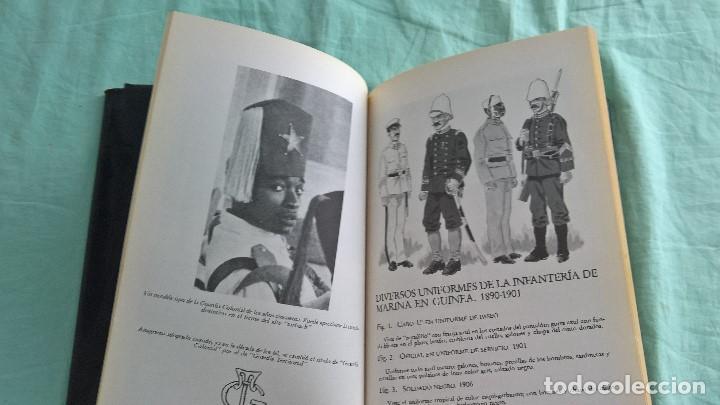Militaria: Nuestras Tropas en Guinea..Uniformes..Uniformidad.. - Foto 10 - 195379318