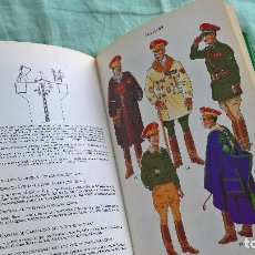 Militaria: LOS REGULARES..TROPAS INDIGENAS DE MARRUECOS..UNIFORMES Y ORGANIZACION.. Lote 195380153