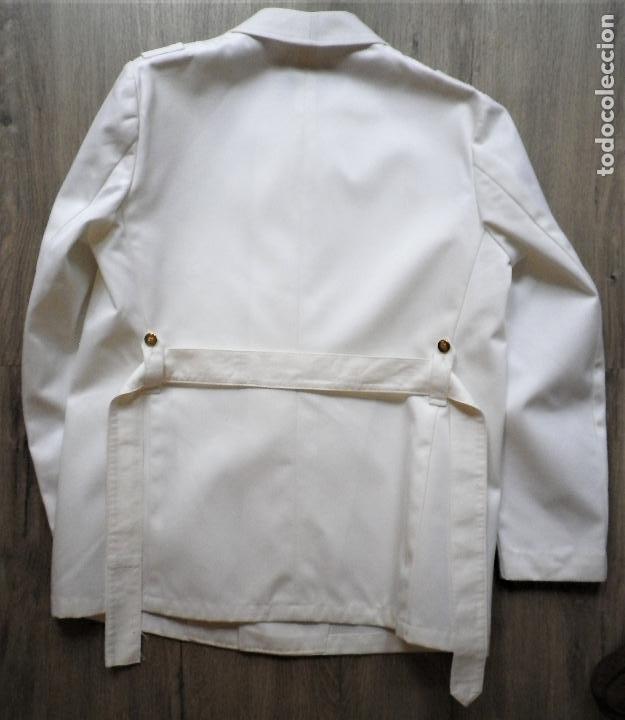 Militaria: Guerrera de uniforme blanco de verano, para Ejército del Aire - Foto 3 - 195663907