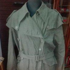 Militaria: ANTIGUA GABARDINA EJERCITO DE TIERRA. PRIMER MODELO.. Lote 198098038