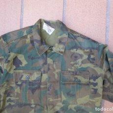 Militaria: CAMISOLA CAMPAÑA INFANTERÍA DE MARINA. M-82 FN WOODLAND. Lote 198631921