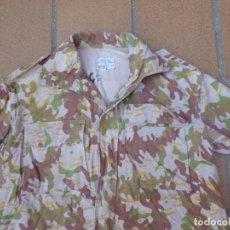 Militaria: CAMISOLA CAMUFLAJE LAGARTO M-73. COES. Lote 198641376