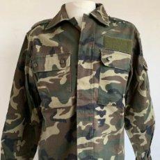 Militaria: CAMISA CAMUFLAJE BOSCOSO TALLA 1-N EJERCITO DE TIERRA ESPAÑOL. Lote 35303659