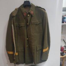 Militaria: TRAJE COMPLETO SARGENTO EJERCITO DE TIERRA EN BUEN ESTADO. Lote 200890772