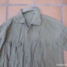 Militaria: CAMISA DEL EJÉRCITO ESPAÑOL. MILICIAS UNIVERSITARIAS. Lote 203152782