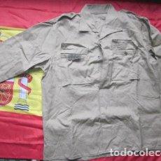 Militaria: CAMISOLA UNIFORME M67 GARBANZO PREDECESOR DEL M82 NUEVA A ESTRENAR FAENA AÑOS 70. Lote 203932301