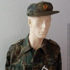 Militaria: CAZADORA MILITAR ESPAÑOLA AÑO 1993 TALLA 52 - 74 - EN PERFECTO ESTADO. Lote 203345935