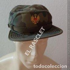 Militaria: GORRA UNIFORME MILITAR ESPAÑOLA AÑO 1993 - TALLA G - EN PERFECTO ESTADO. Lote 203346290