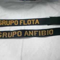 Militaria: GRUPO FLOTA Y GRUPO ANFIBIO.. Lote 204626095