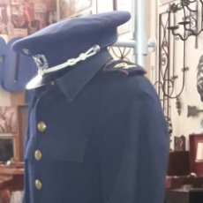Militaria: UNIFORME MILITAR MARINA MERCANTE ESPAÑA. Lote 204649890