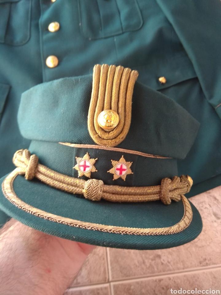 Militaria: Guerrera y Gorra Teresiana de Teniente Coronel de la Cruz Roja - - Foto 17 - 204779916