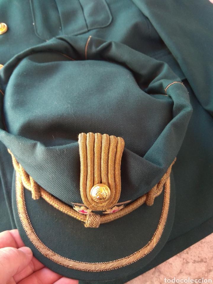 Militaria: Guerrera y Gorra Teresiana de Teniente Coronel de la Cruz Roja - - Foto 19 - 204779916