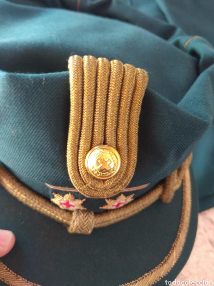 Militaria: Guerrera y Gorra Teresiana de Teniente Coronel de la Cruz Roja - - Foto 20 - 204779916