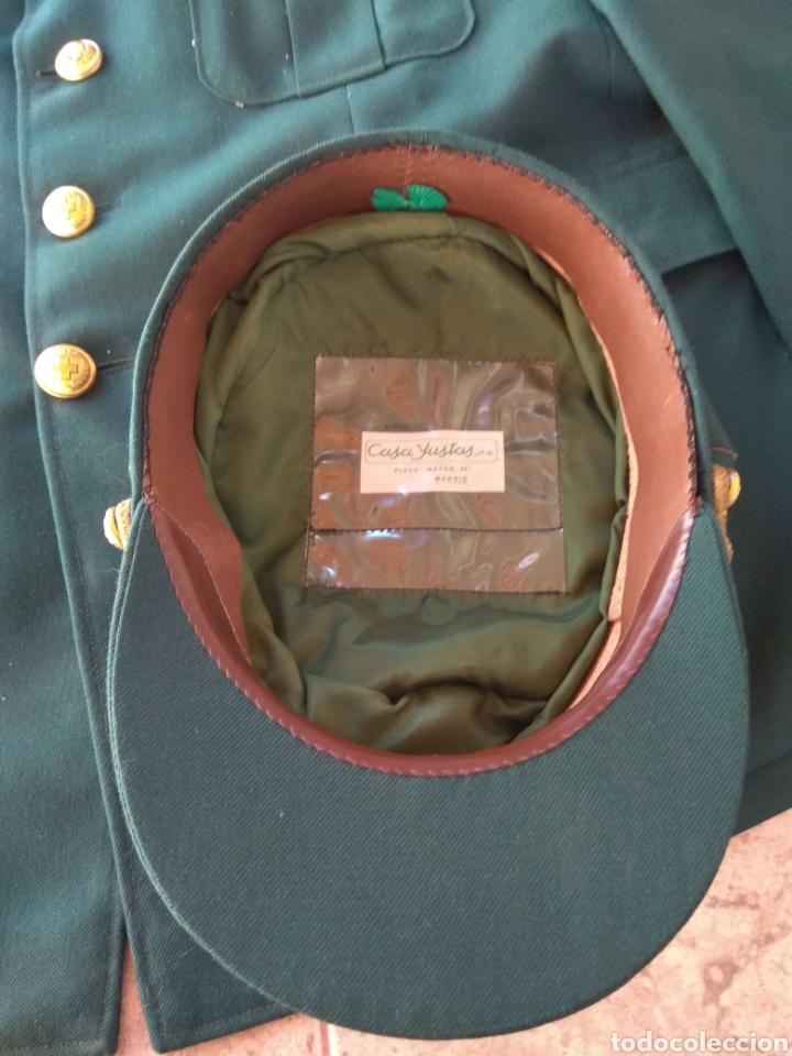 Militaria: Guerrera y Gorra Teresiana de Teniente Coronel de la Cruz Roja - - Foto 23 - 204779916