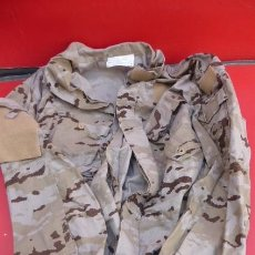 Militaria: GUERRERA DE COMBATE, CAMUFLAJE PIXELADO ARIDO..INFANTERIA DE MARINA ESPAÑOLA..TALLA N5..AÑO 2011.. Lote 204793217