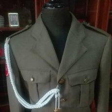 Militaria: GUERRERA ASISTENTE CORONEL UNIDAD DE CARROS.. Lote 205542020