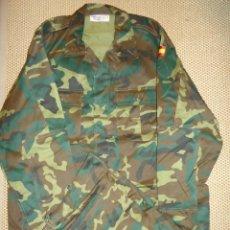 Militaria: UNIFORME INFANTERÍA DE MARINA TONOS VERDES. AÑO 1998. Lote 206548816