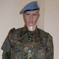 Militaria: UNIFORME DE CAMPAÑA PARA FUERZAS ESPAÑOLAS DE LA ONU/SOLDADO ESPAÑOL ONU/SOLDADO PACIFICADOR ONU. Lote 206884873