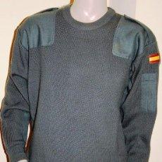 Militaria: JERSEY DE LANA GUARDIA CIVIL TALLA XXL-02. Lote 207064591