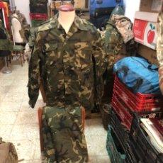 Militaria: BOSCOSO INVERNAL ACOLCHADO NUEVO. Lote 208933023