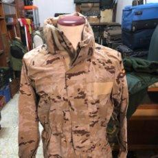 Militaria: GOROTEX GRASSI TALLA L CON FORRO POLAR. Lote 208936835
