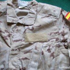 Militaria: CHAQUETA DESIERTO EJERCITO ESPAÑOL. Lote 209571832