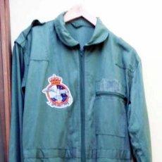 Militaria: E´JÉRCITO ESPAÑOL: MONO VUELO CON EMBLEMA DE LA 9ª ESCUADRILLA AERONAVES. Lote 209729575