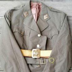 Militaria: UNIFORME DE GENERAL CON LAUREADA COLECTIVA OVIEDO. Lote 210057395