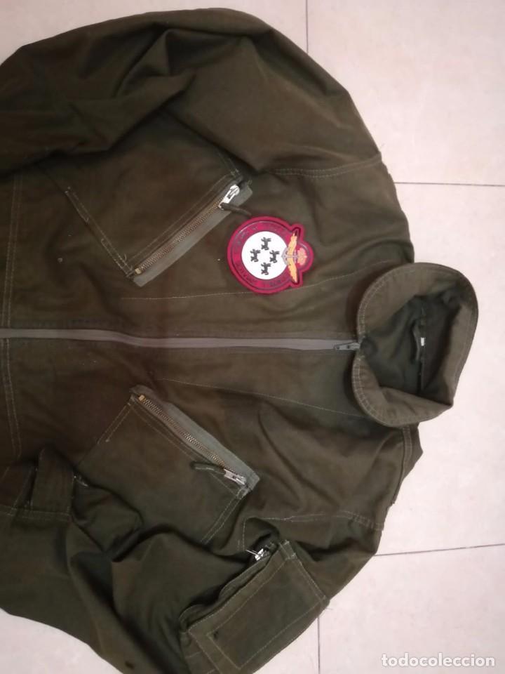 Militaria: Mono de vuelo Armada española años 80-90 - Foto 4 - 210263368