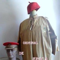 Militaria: (JX-200714)UNIFORME DE ALFÉREZ DE REGULARES INDÍGENAS XAUEN Nº6,AÑOS 40,POSGUERRA.. Lote 210451005