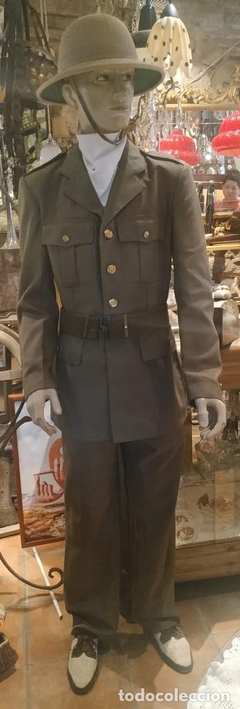 Militaria: ANTIGUO TRAJE UNIFORME MILITAR - EJERCITO DE TIERRA - 1991 - Foto 6 - 210559245