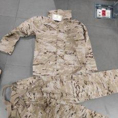Militaria: UNIFORME DEL EJERCITO ESPAÑOL, NUEVO ARIDO DE INTERPERIE, TALLA 2. Lote 211735310