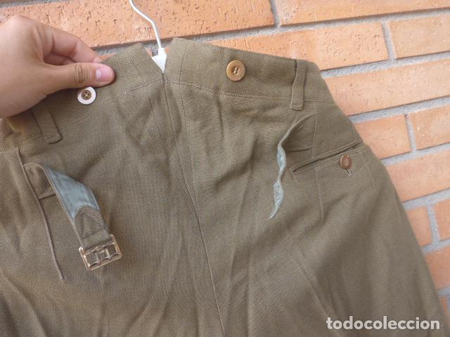 Militaria: * Antiguo uniforme de teniente provisional, con emblemas bordados ingenieros, guerra civil. ZX - Foto 17 - 211829950