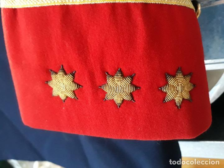 Militaria: UNIFORME de gala de coronel de la guardia civil + hombreras y pantalon - Foto 4 - 212499816