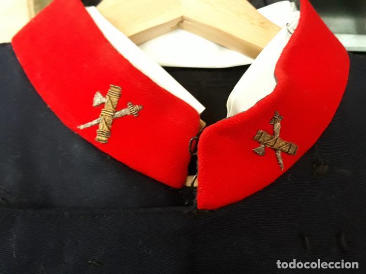 Militaria: UNIFORME de gala de coronel de la guardia civil + hombreras y pantalon - Foto 5 - 212499816