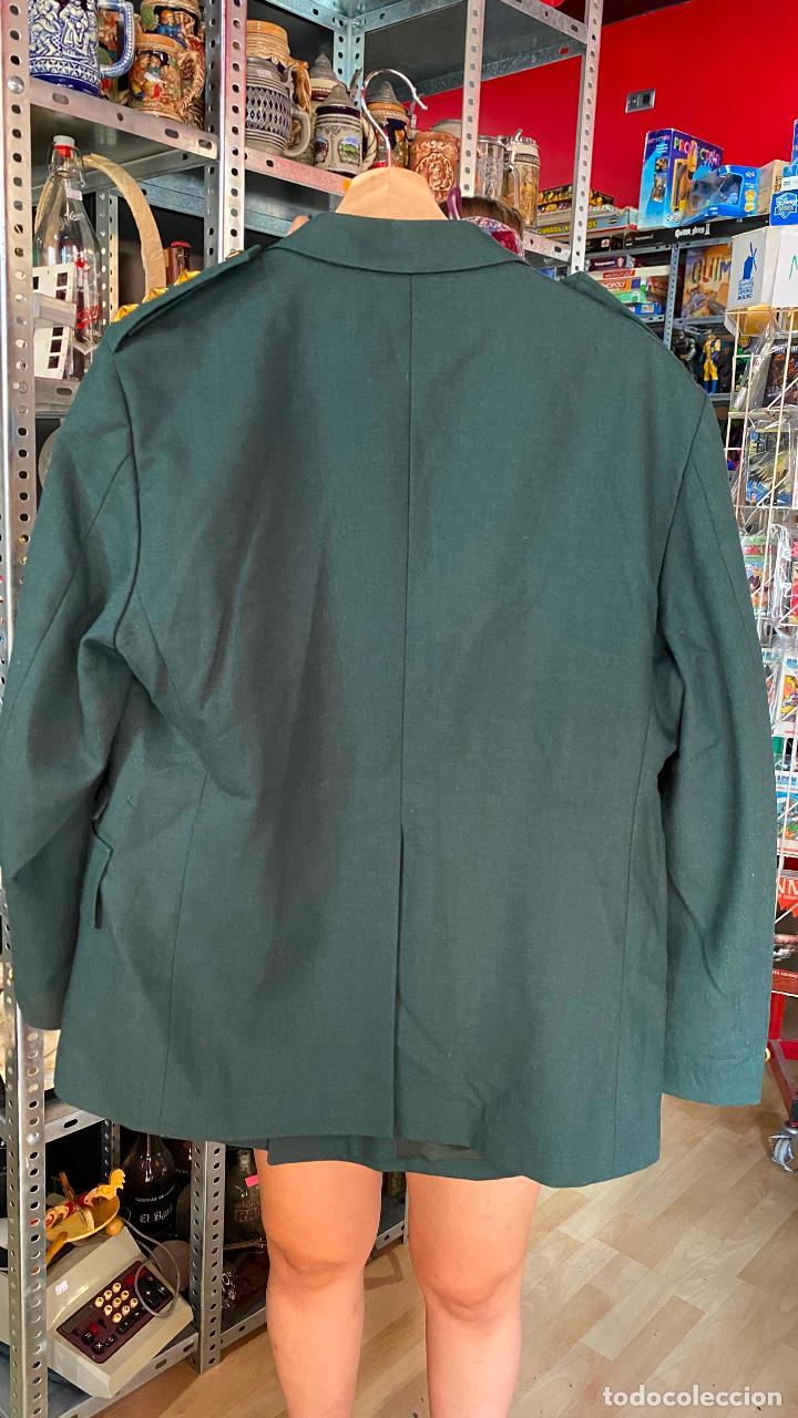 Militaria: UNIFORME chaqueta guerra + pantalon de CORONEL GUARDIA CIVIL - Foto 7 - 212507303