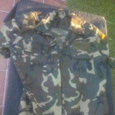 Militaria: CAMISA CAMPAÑA MANGA CORTA BOSCOSO . EJERCITO ESPAÑOL TALLA 3 NUEVA.. Lote 213672797