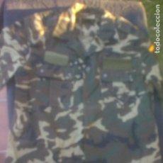 Militaria: CAMISA CAMPAÑA MANGA CORTA BOSCOSO . EJERCITO ESPAÑOL TALLA 3 NUEVA.. Lote 213672822