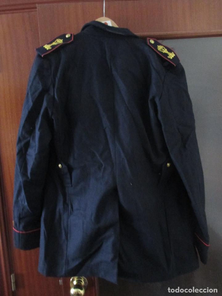Militaria: UNIFORME DE MARINA DE LA ARMADA ESPAÑOLA AÑO 1990 ( TALLA 50) , 3 PIEZAS, PANTALON CHAQUETA Y ABRIGO - Foto 6 - 213944512