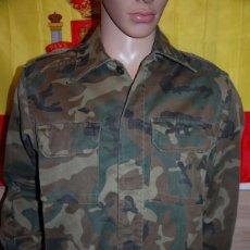 Militaria: CAMISOLA MIMETIZADA EJERCITO DE TIERRA-003. Lote 215769851